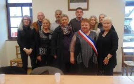 Conseil Municipal de Calès