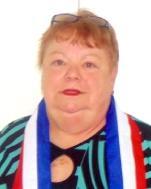 Mme Marie-Noelle TSOLAKOS, maire de Calès
